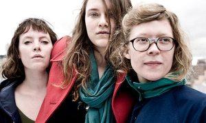 new vermont alt folk trio