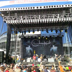 Clutch at Riot Fest (photo by Ada Perry)
