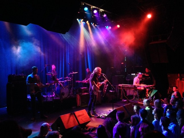 The War On Drugs at the Fox Theatre, 8/7/2015 (photo by Adam Perry)